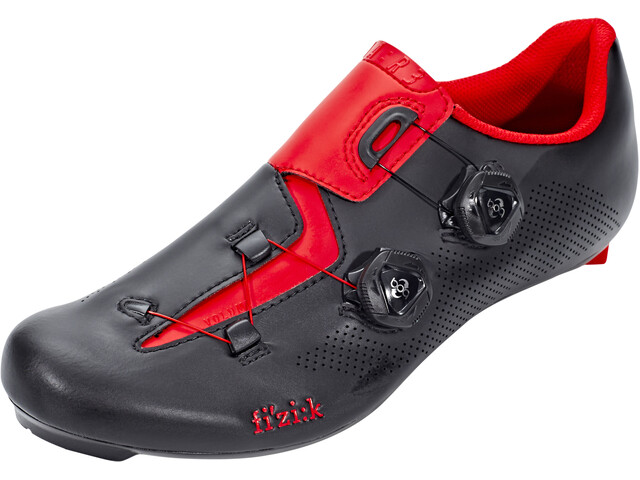 Fizik Aria R3 Zapatillas Racing Bike, black/red